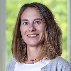 Ansprechpartnerin Ellen Schumacher - die Kette
