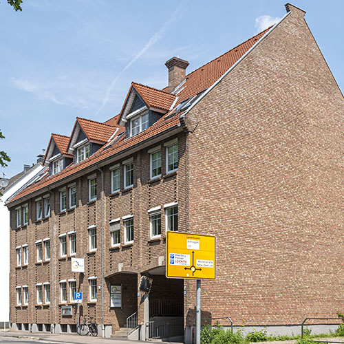 Foto von der Paffrather Straße 70