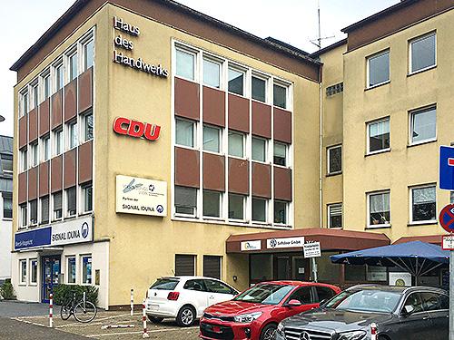 Foto vom Gebäude