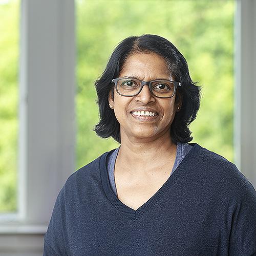 Foto von Frau Vijayaranee Ponnuchamy