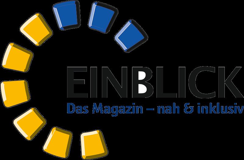 """Logo des Magazins """"Einblick"""""""